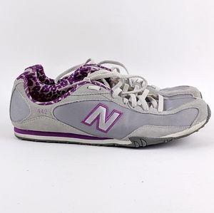 New Balance   Gray 442 Running Shoe